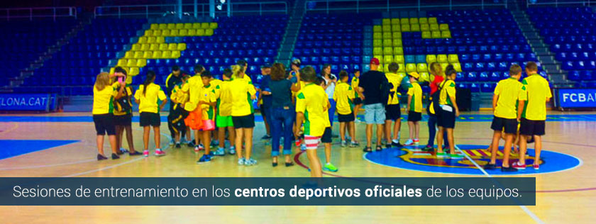 futsal indoor soccer football camps tours spain barcelona madrid low cost cheap