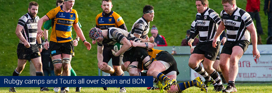 Rugby camps and summer tours 2016 barcelona spain