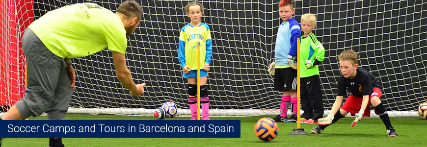 soccer camps and tours football summer 2016 barcelona spain low cost cheap
