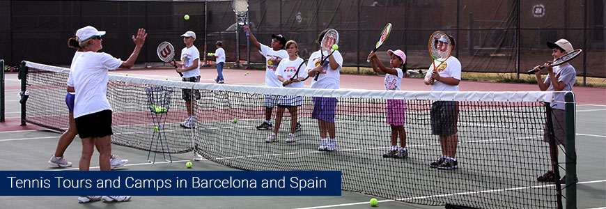 tennis campaments in summer 2016 tous elite