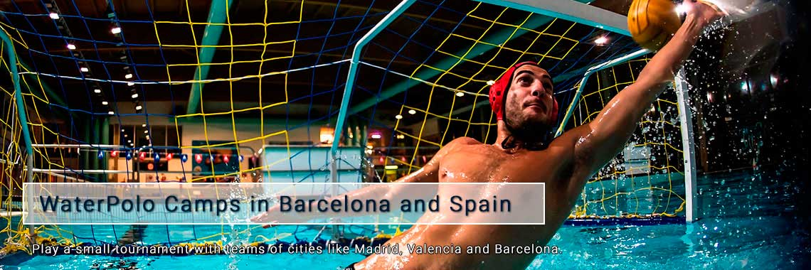 Water polo camps in barcelona, valencia and madrid tours sports