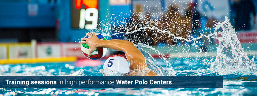 waterpolo water polo summer camps tours cheap low cost spain barcelona madrid