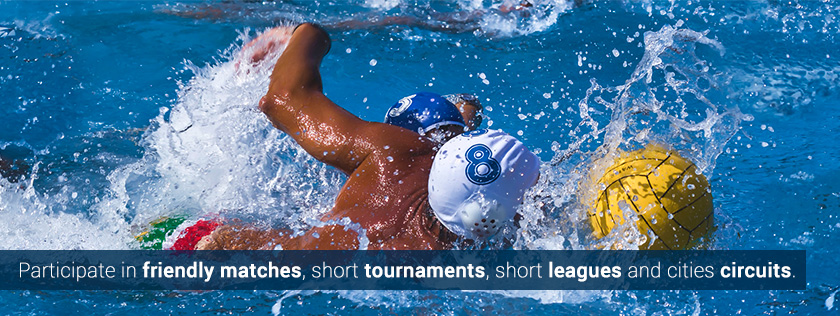 swimming waterpolo water polo camps tours spain low-cost cheap barcelona