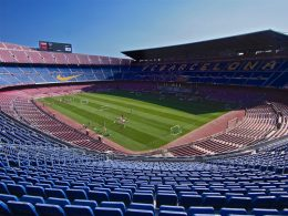 camp nou tournament