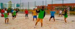 sports tours and summer camps in spain barcelona
