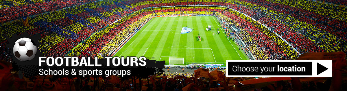 Sports and Tours Header
